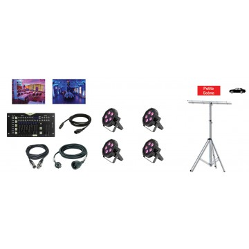 Location Pack LED 1 (avec pied)