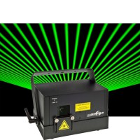 Location Laser Vert 2w Laserworld DS-2000G