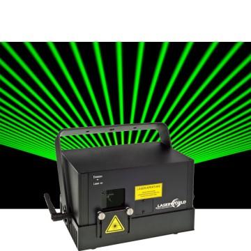 Location Laser Vert 2w Laserworld DS-2000G