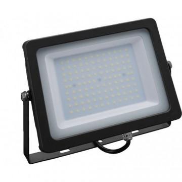 Location Projecteur extérieur LED 100w blanche étanche + crochet